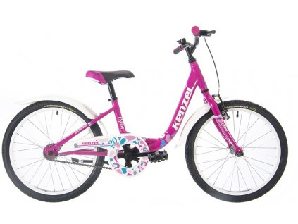 "Bicykel Kenzel Nina 20"" 1spd Pink 2021"