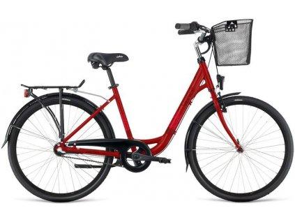 """Bicykel Dema Venice 26"""" 3sp red 2021"""