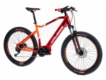 """Bicykel Crussis e-Atland 7.6-S 27.5"""" 2021"""