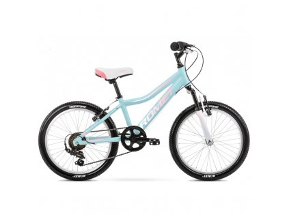 "Bicykel Romet Jolene 20"" Kid modro/ružo 2021"