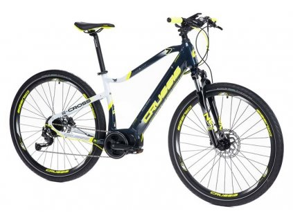 Bicykel Crussis e-Cross 7.6-S 630Wh 2021