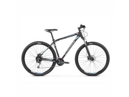 "Bicykel Kross Hexagon 8.0 M 29"" black 2020"