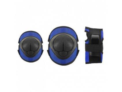 Chraniče Nils H110 black/blu