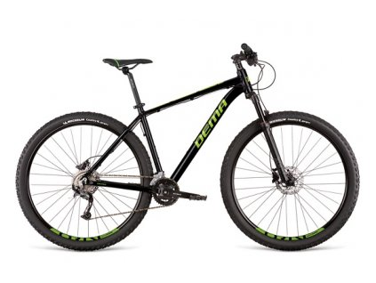 Bicykel Dema Energy 3 black-green 2021