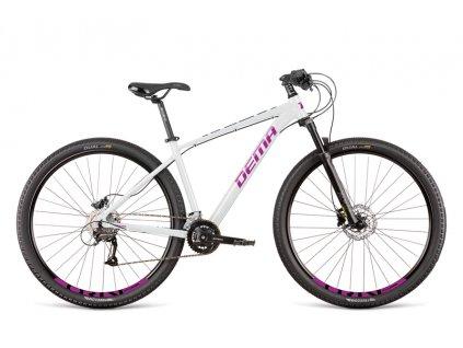 Bicykel Dema Ravena 5 white-violet 2021