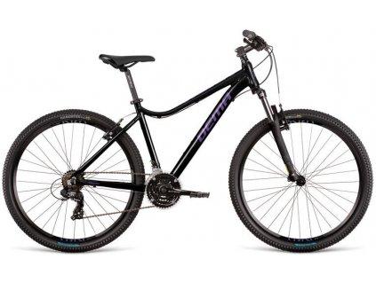 Bicykel Dema Tigra 1 black-ultra violet 2021