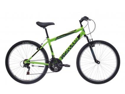 """Bicykel Kenzel AVOX SF 26"""" neon green 2021"""