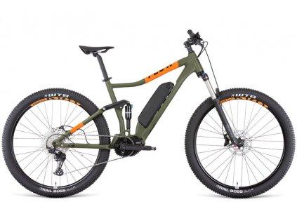 """Bicykel Dema Flow 29"""" Army green 2021"""