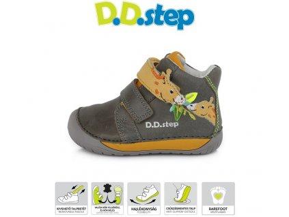 Obuv D.D.Step DPb021 dark grey