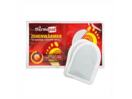 Ohrievač prstov na nohách ThermoPad 1par