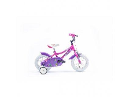 "Bicykel Harry LOLO 12"" ružovy 2018"