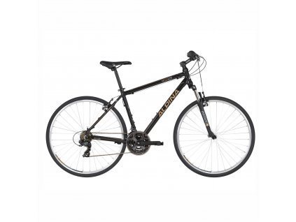Bicykel Alpina ECO C10 Black 2019