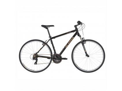 Bicykel Alpina ECO C10 Black 2019