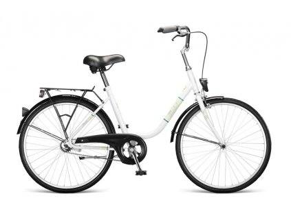 Bicykel Dema MODET 24x1 3/8 white 2016