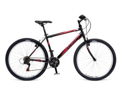 Bicykel Dema ECCO 1.0 black-red-white 2018