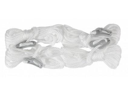 Kotviace šnúry na stan 4m