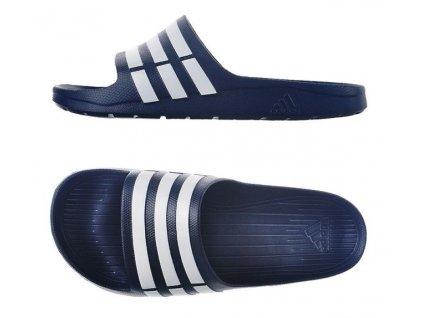 šľapky adidas G15892 Duramo Slide