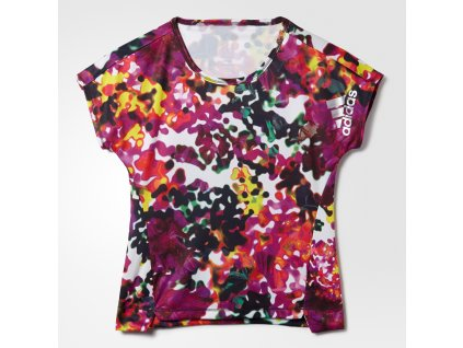 Tričko adidas AJ7383 YG T Q2 TEE
