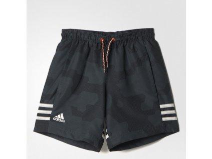 Kraťasy adidas AJ6557 LB T WV SHORT