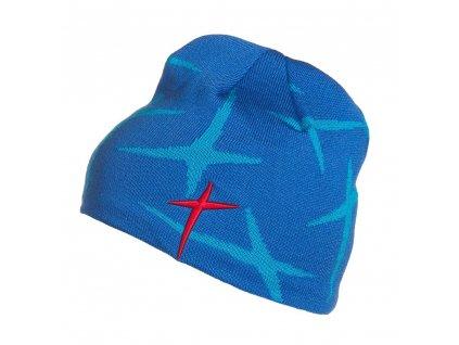 čiapka Phenix LYSE knit blue