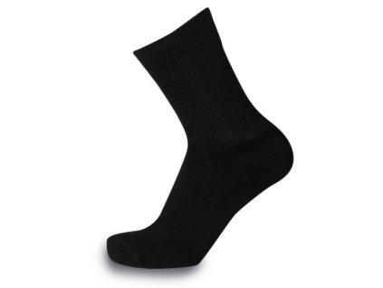 Ponožky Sherpa HABA čierna