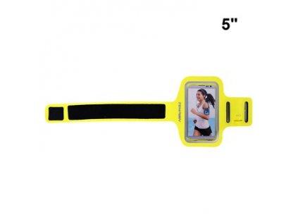 "Púzdro na mobil Tempish  FIX 5"" yellow"