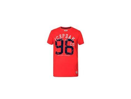 Tričko Icepeak KIRAN red