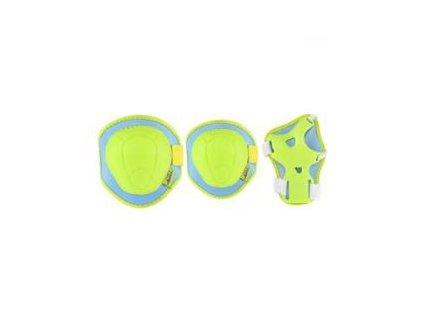 Chrániče NILS H106 zeleno modre