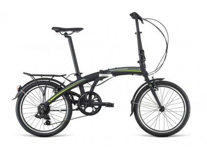 Bicykel Dema OXXY F7 black 2019