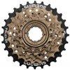 Viackolečko Shimano TZ500 14-28z. 6 kolo