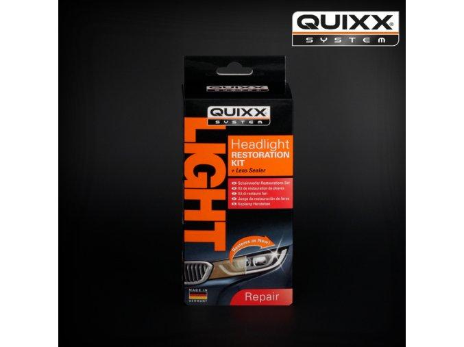 Quixx sada na leštenie svetlometov 800x800