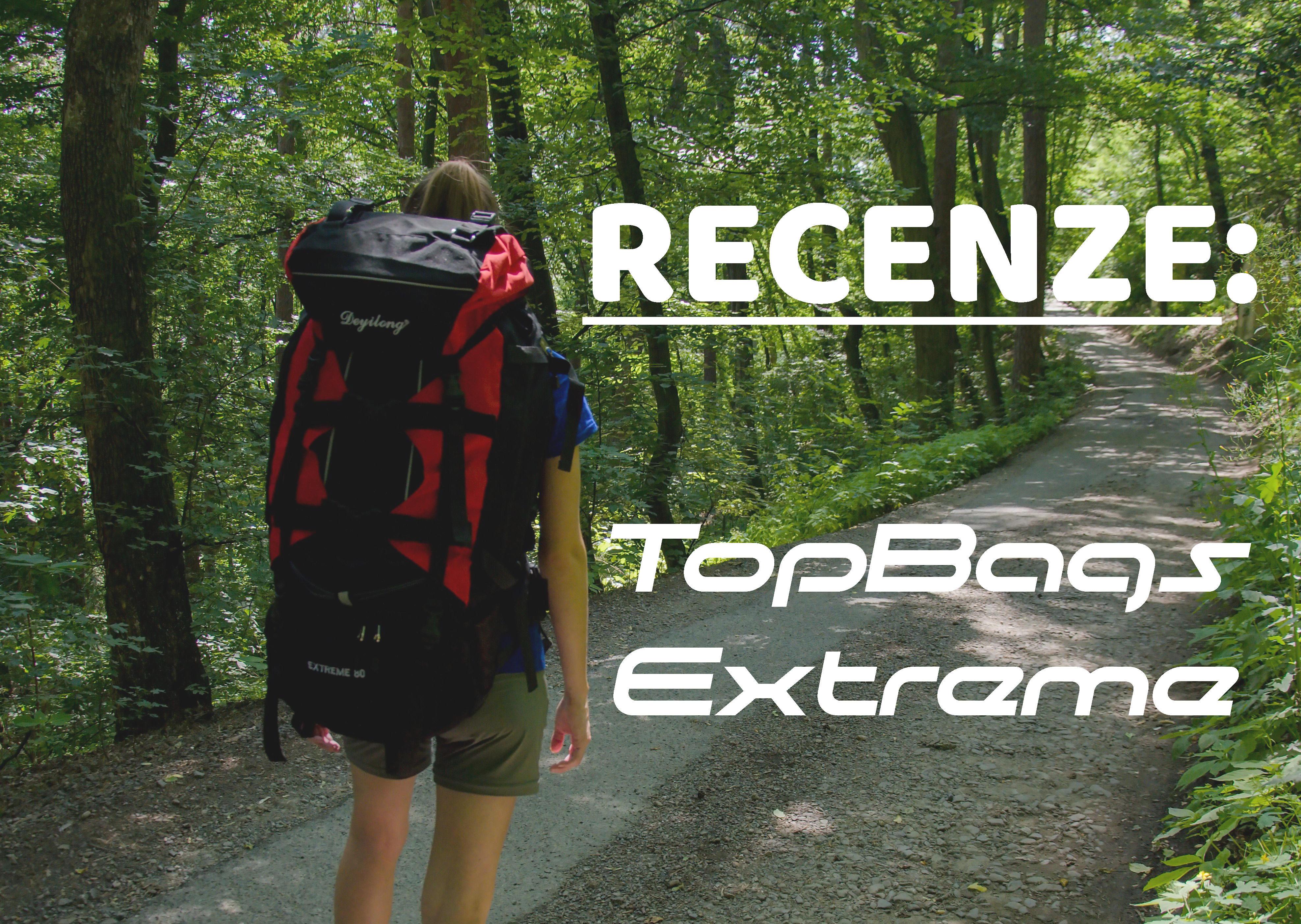RECENZE: TopBags Extreme - skutečně extrémní krosna