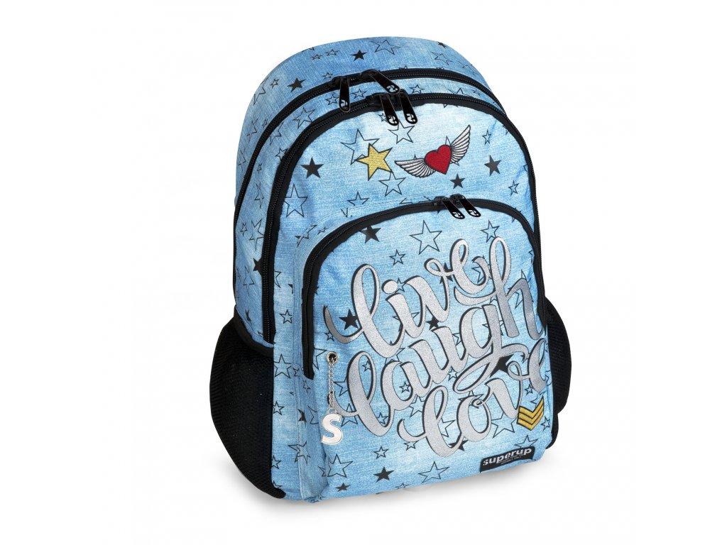 Dívčí školní batohy pro 1. stupeň