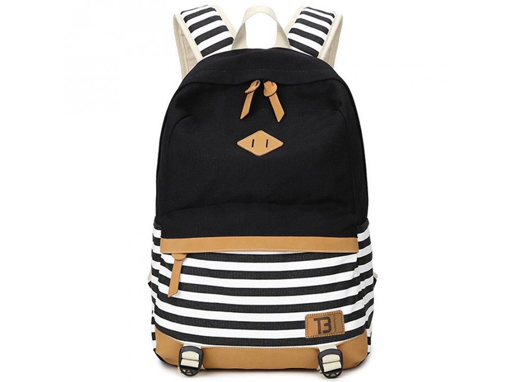 Dívčí školní batohy pro 2. stupeň