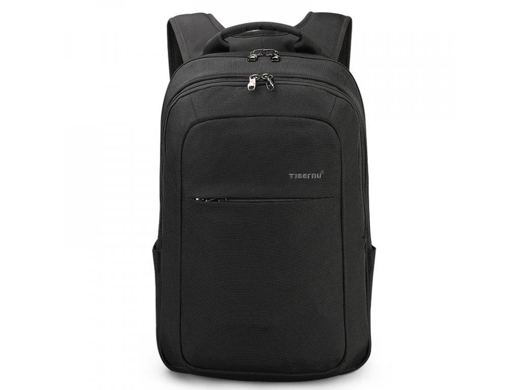 Unisex studentský batoh Tigernu 3090A Černý 22,5l