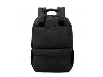 Unisex studentský batoh Tigernu 3508 Black 20 l