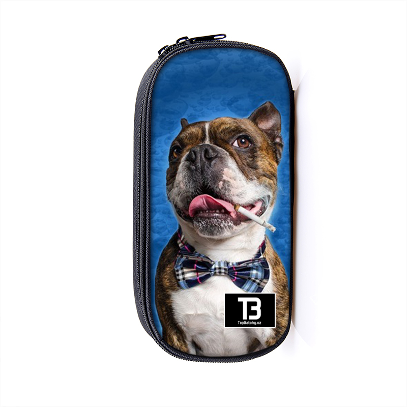 Školní pouzdro TopBags COOLAST TB Blue Dog
