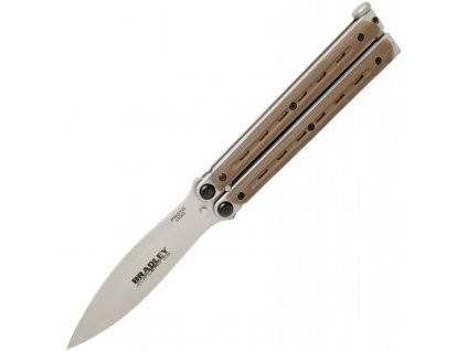 bradley kimura butterfly balisong coyote bcc902