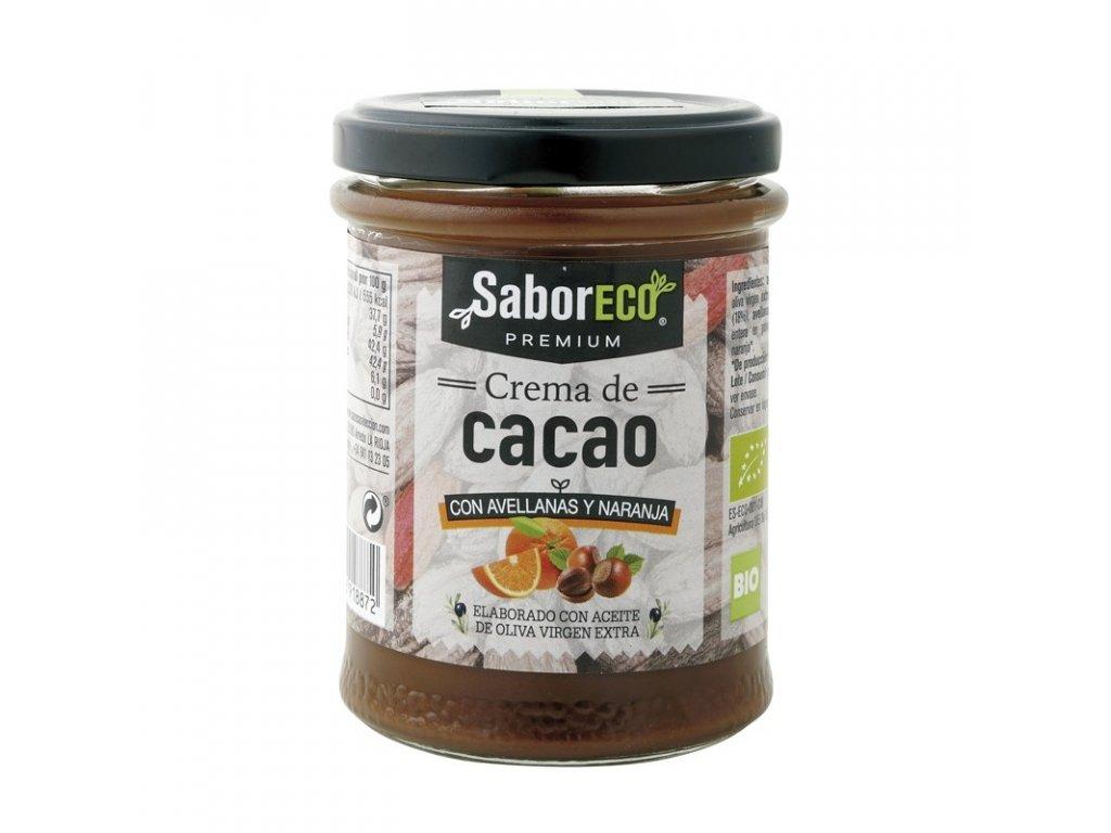 1103 kakaovy krem s pomerancem bio 212 g
