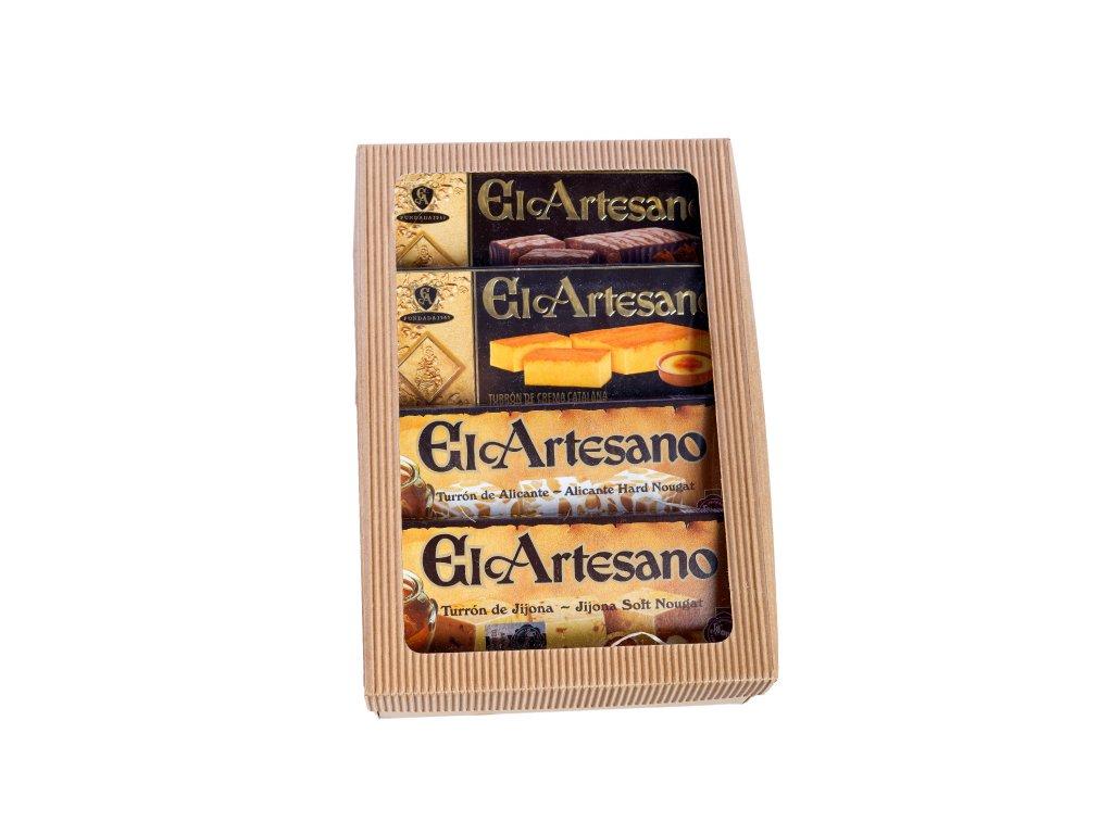 Dárkový set Čokoláda basic