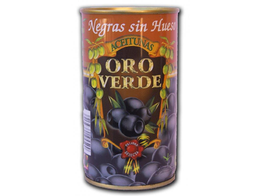 560 cerne olivy bez pecky
