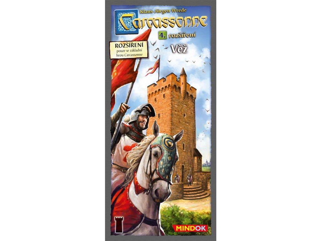 Carcassonne rozšíření 4 Věž