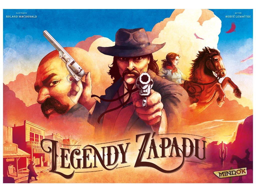 Legendy západu