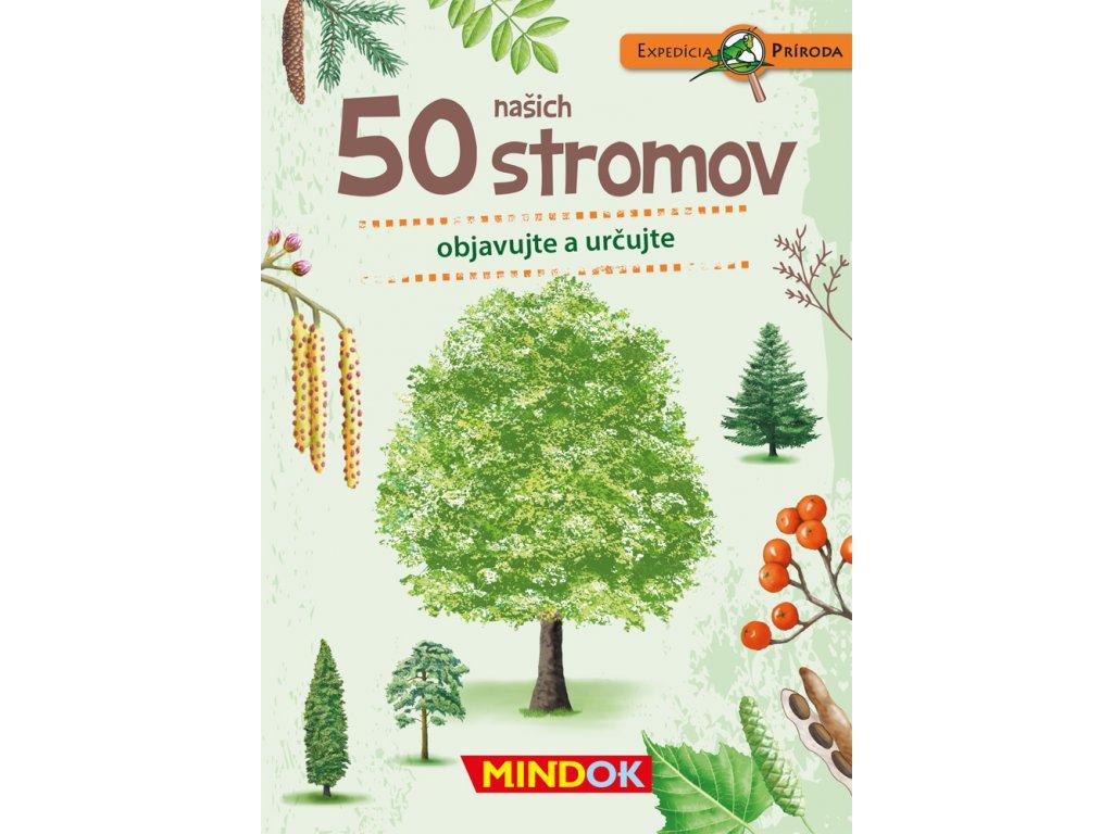 SK Expedice příroda: 50 našich stromov