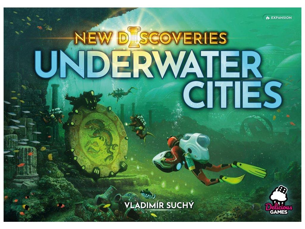 Podmořská města: Rozšíření