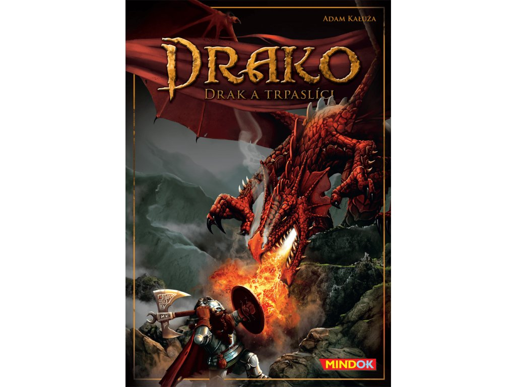 Drako I: Drak vs. Trpaslíci