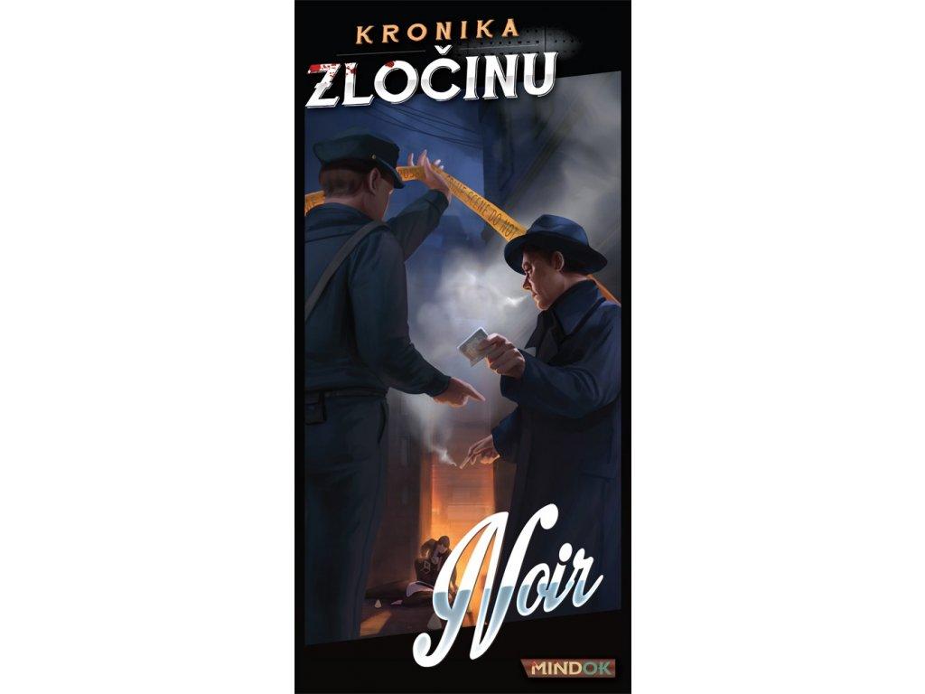 Kronika zločinu: Rozšíření Noir