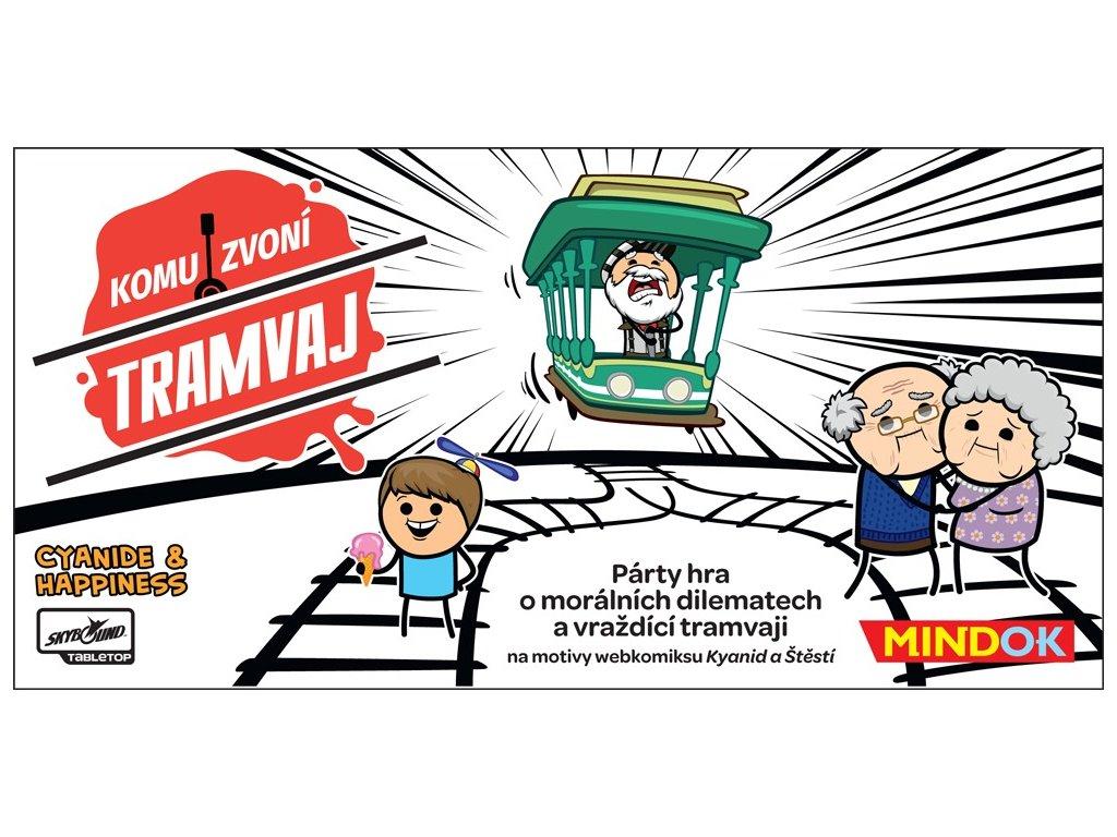 Komu zvoní tramvaj
