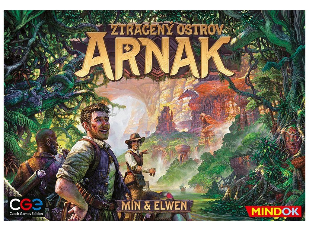 Ztracený ostrov Arnak