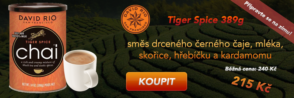 David Rio Tiger Spice 389 g